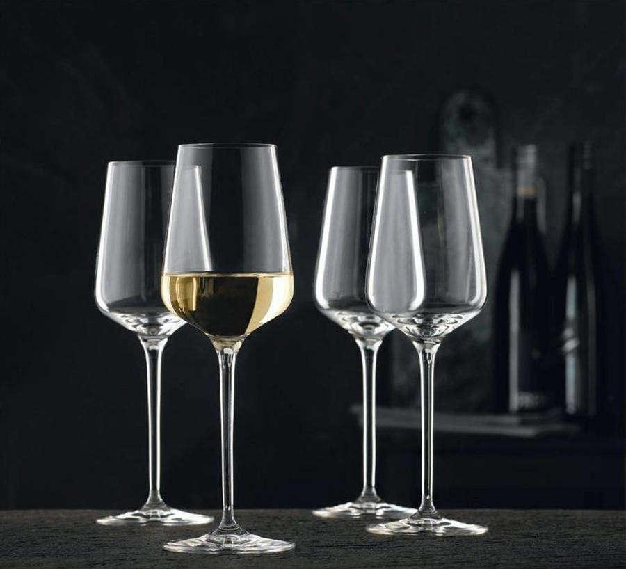 фужеры для белого вина