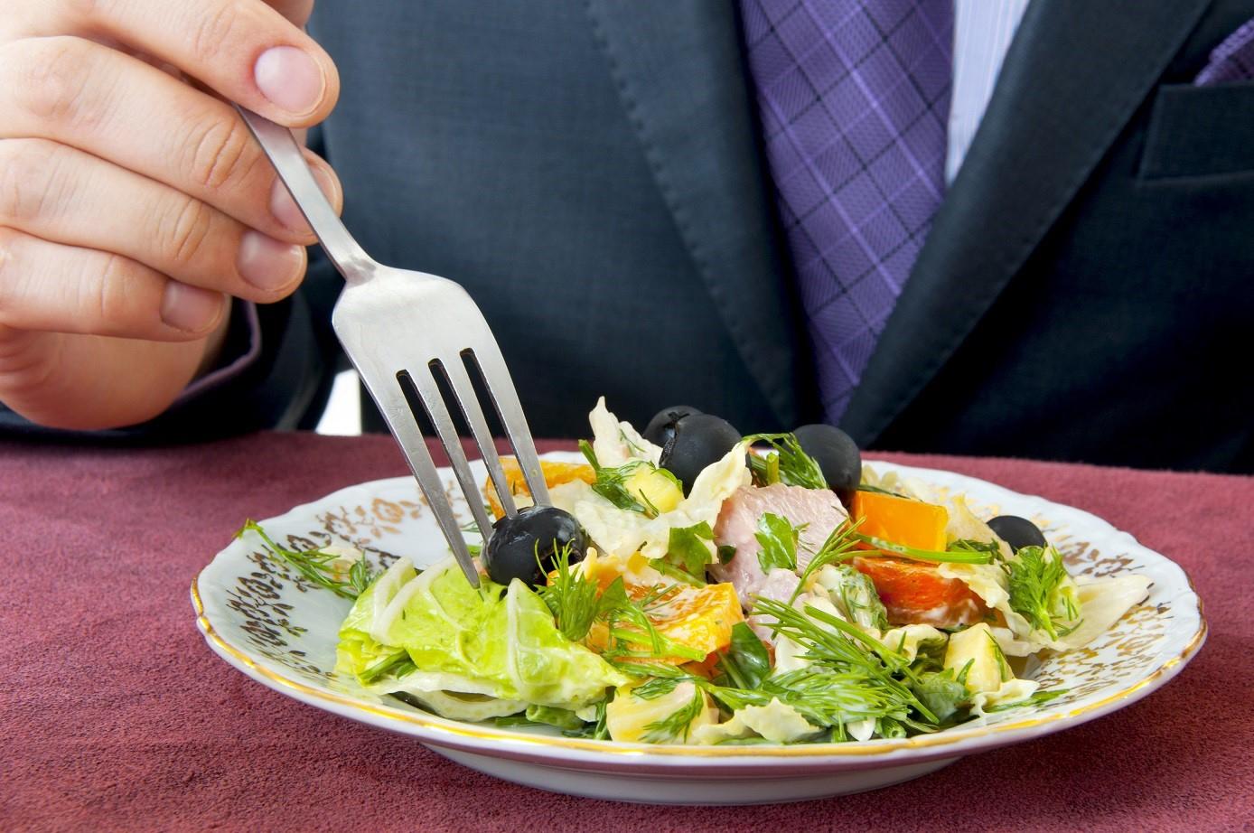 как есть салат
