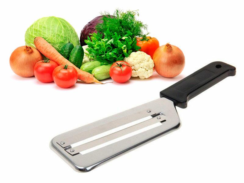 как выбрать нож для капусты