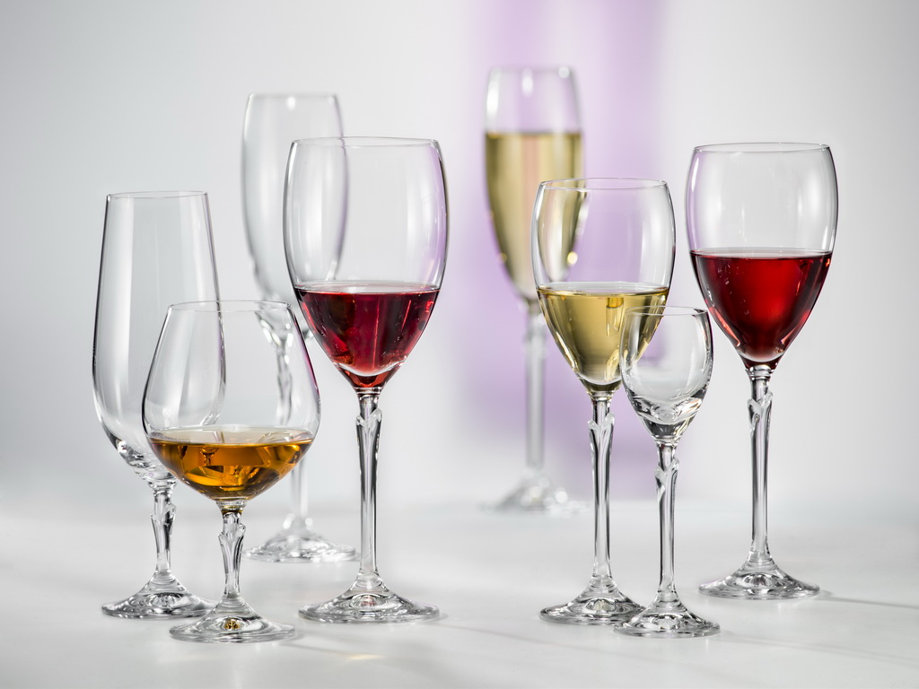 как выбрать фужеры для вина