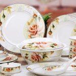 как выбрать тарелки для сервировки стола