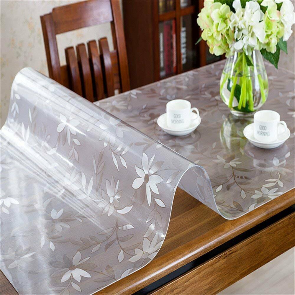 силиконовая скатерть клеенка на кухонный стол