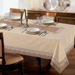 красивая сервировка стола фото