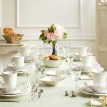 красивая сервировка стола дизайн идеи