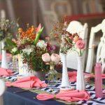 красивая сервировка стола варианты