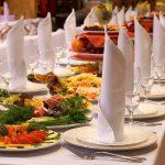 красивая сервировка стола варианты фото