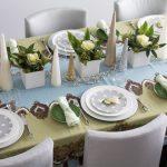 красивая сервировка стола идеи вариантов
