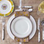красивая сервировка стола виды фото