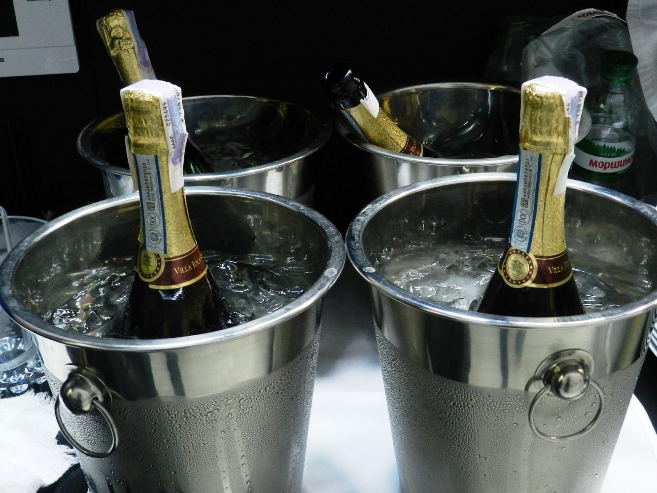 кулеры для шампанского