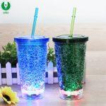 многоразовые стаканы с крышкой и трубочкой фото вариантов