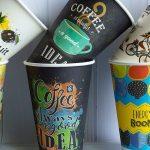 многоразовый стакан для кофе фото декор