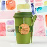 многоразовый стакан для кофе варианты идеи