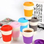многоразовый стакан для кофе фото идеи