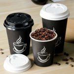 многоразовый стакан для кофе дизайн идеи