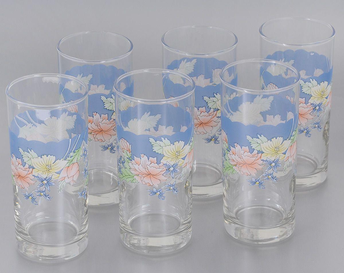 набор стаканов для воды и сока Luminarc