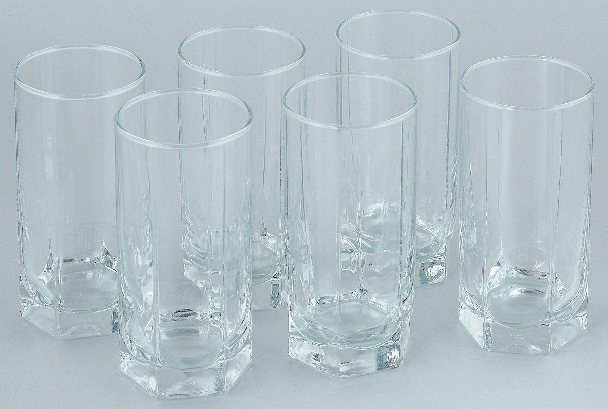 набор стаканов для воды и сока