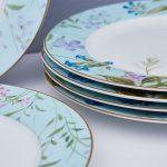 набор столовых тарелок для кухни обзор идеи