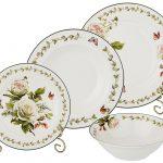 набор столовых тарелок для кухни идеи обзоры
