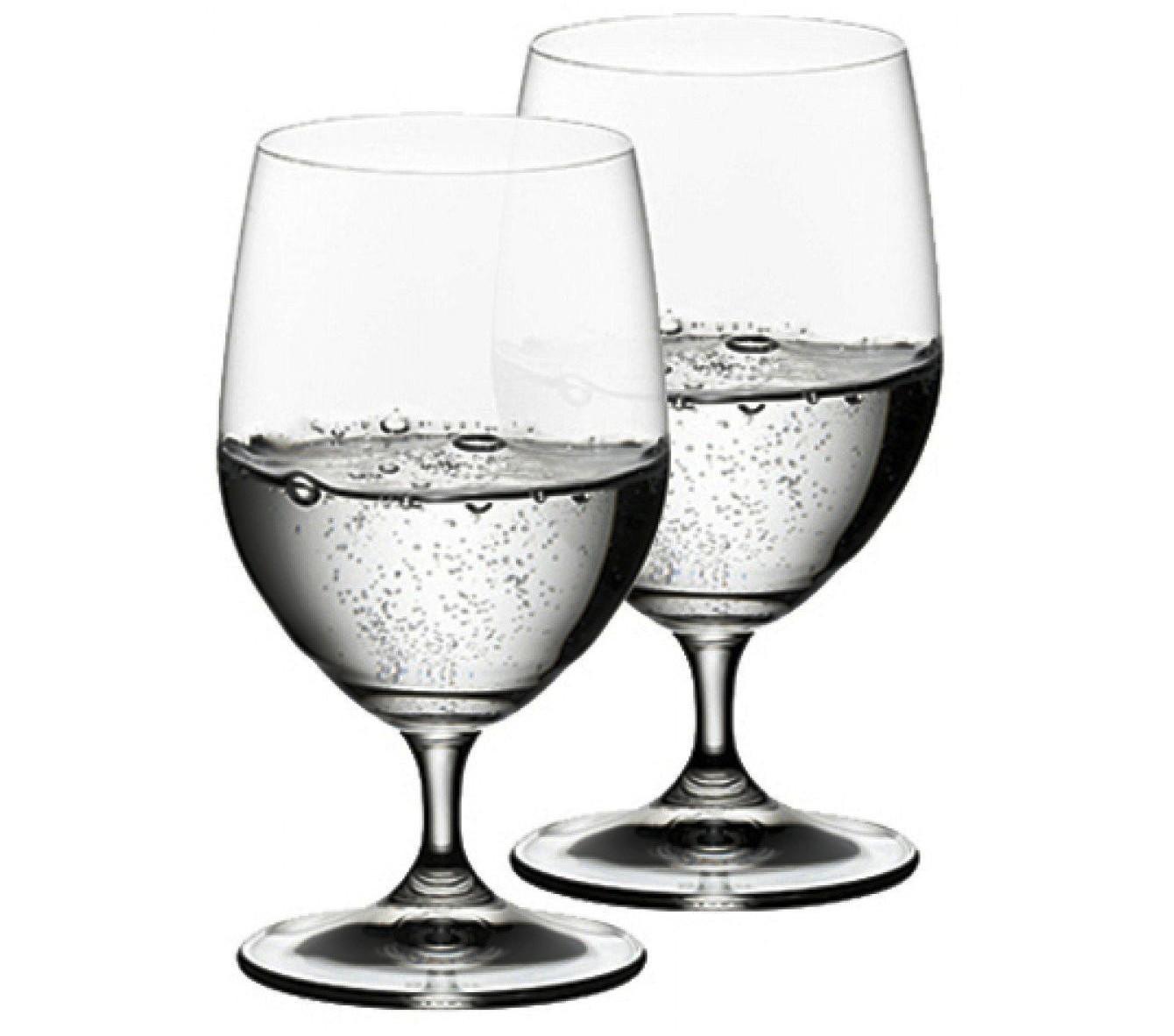 бокалы для вина и воды