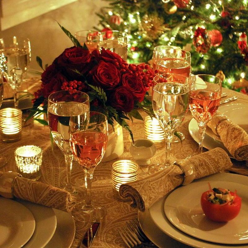 новогодние скатерти и салфетки как выбрать и изготовить