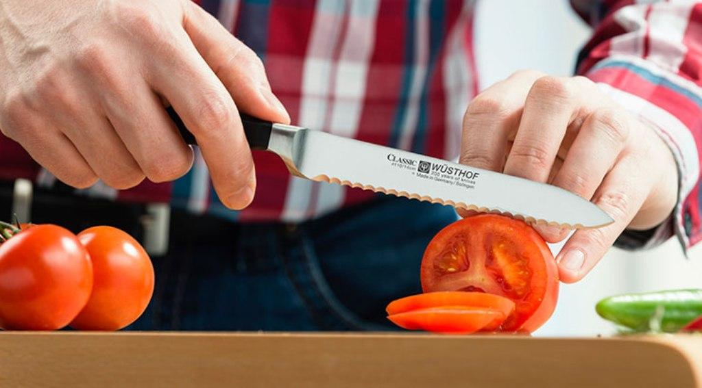 нож для помидоров