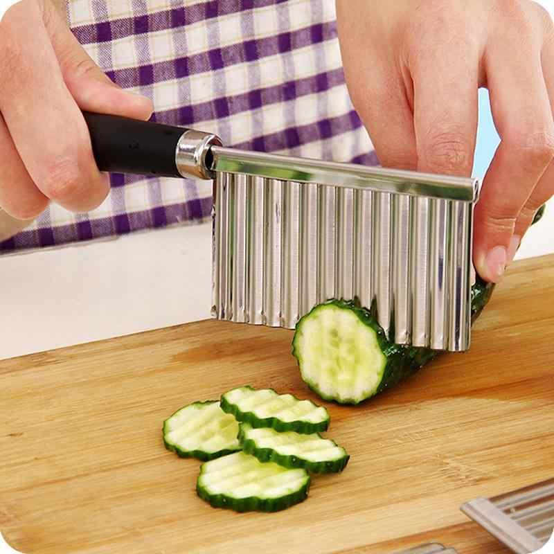 нож зигзаг овощной