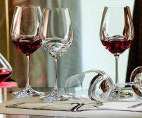 оригинальные бокалы для вина