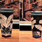 оригинальные кофейные стаканчики фото оформление