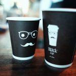 оригинальные кофейные стаканчики оформление идеи