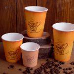 оригинальные кофейные стаканчики фото виды