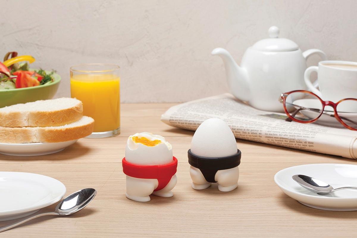 подставка для яиц сумо