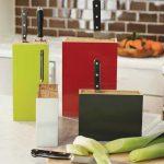 подставки для кухонных ножей фото декора