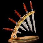 подставки для кухонных ножей варианты идеи