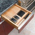 подставки для кухонных ножей дизайн фото