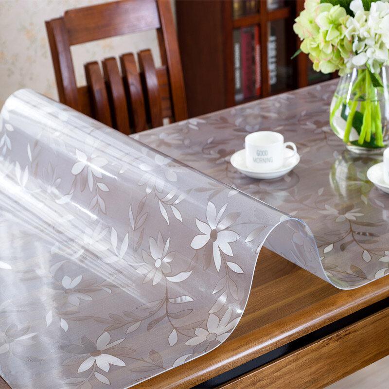 покрытие для стола мягкое стекло
