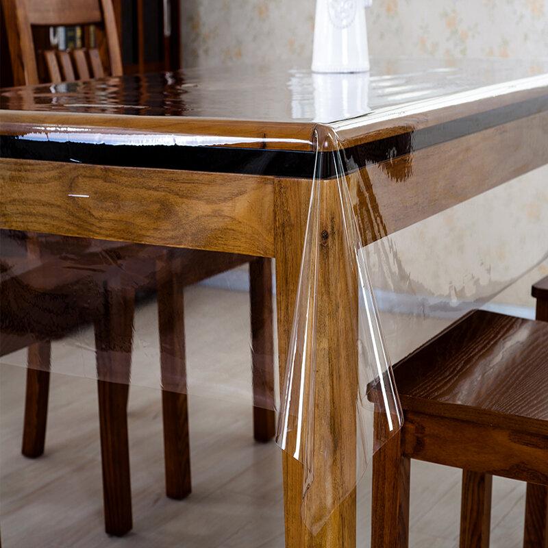 покрытие для стола мягкое стекло силикон