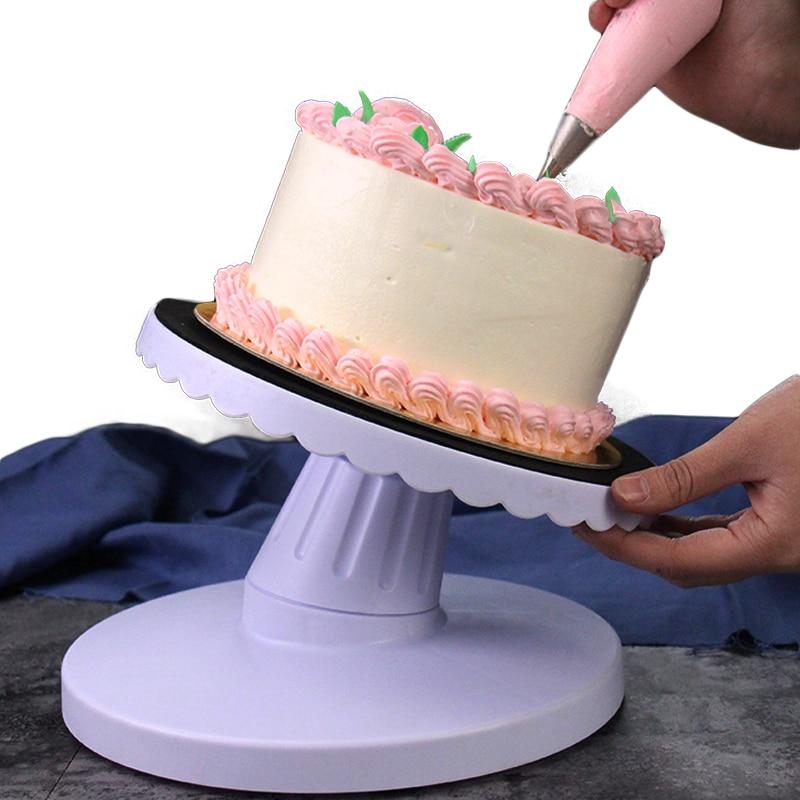 поворотная подставка для торта