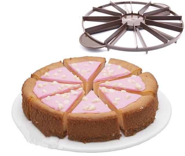 подставка для тортов с решеткой для разрезания