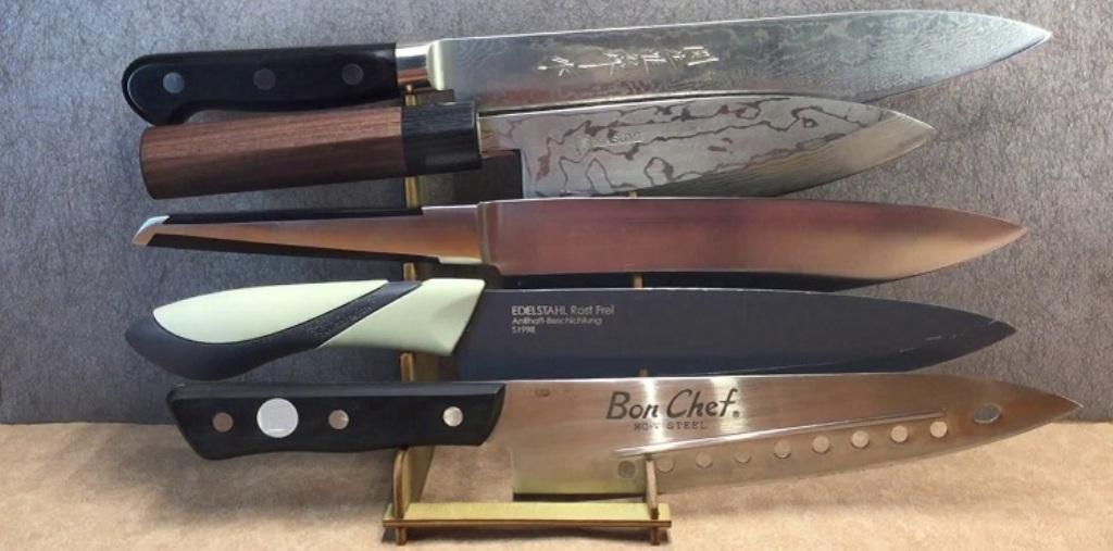 как выбрать шеф нож