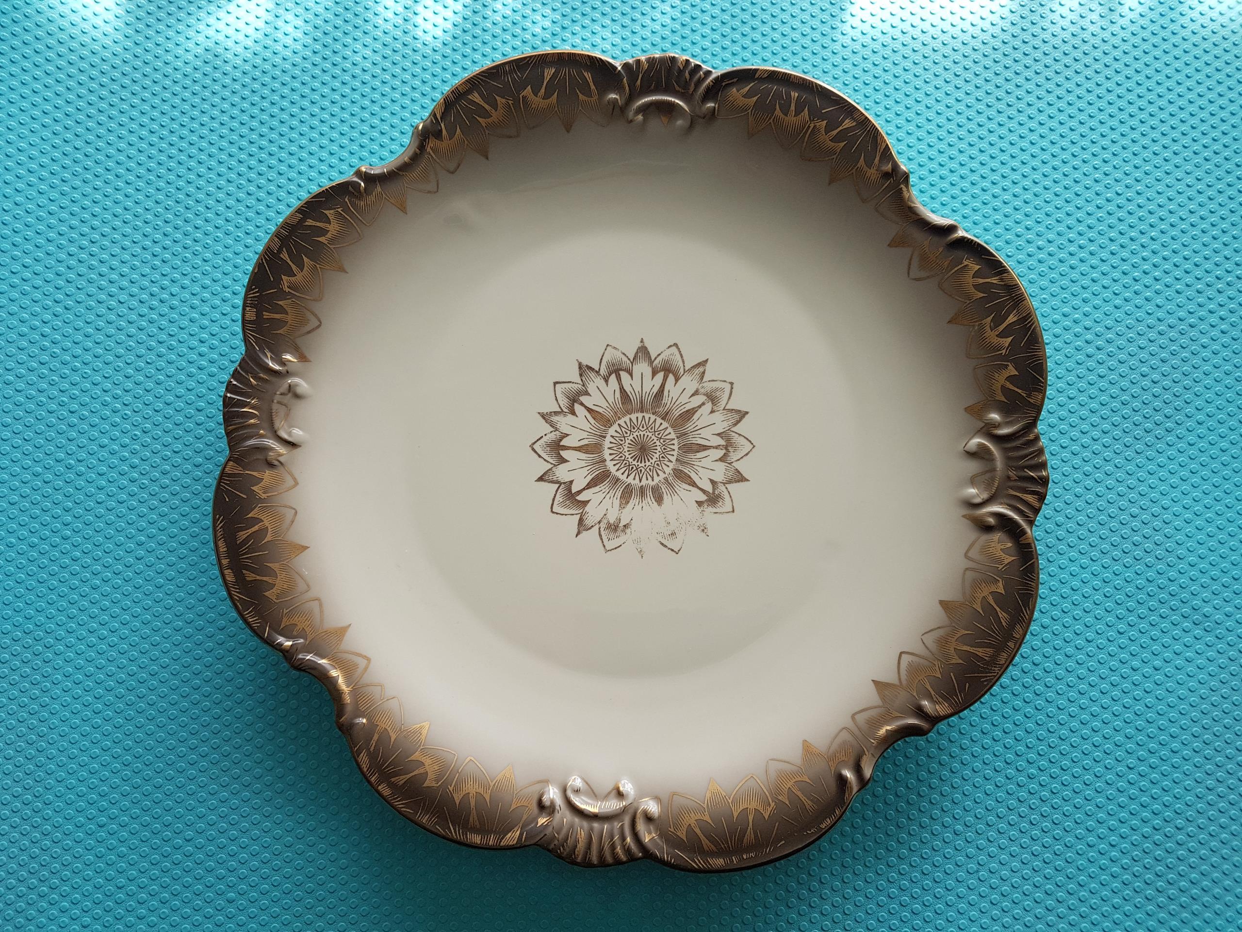 подложки для тарелок фарфоровые