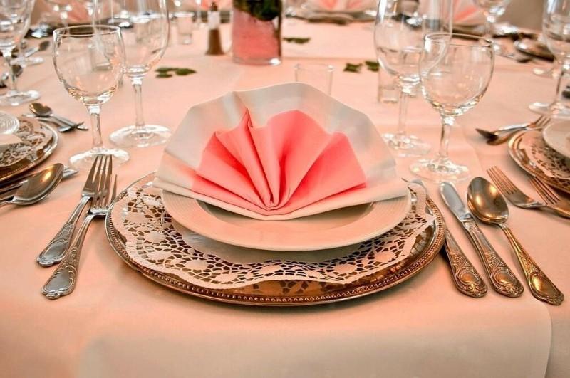 салфетки для сервировки стола