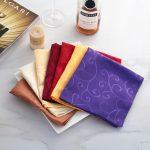 сервировочные салфетки коврики для тарелок варианты