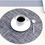 сервировочные салфетки коврики для тарелок виды идеи