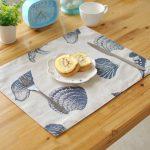 сервировочные салфетки коврики для тарелок обзор