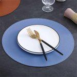 сервировочные салфетки коврики для тарелок обзор фото