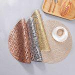 сервировочные салфетки коврики для тарелок фото обзор