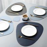 сервировочные салфетки коврики для тарелок обзор идеи