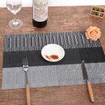 сервировочные салфетки коврики для тарелок фото дизайна