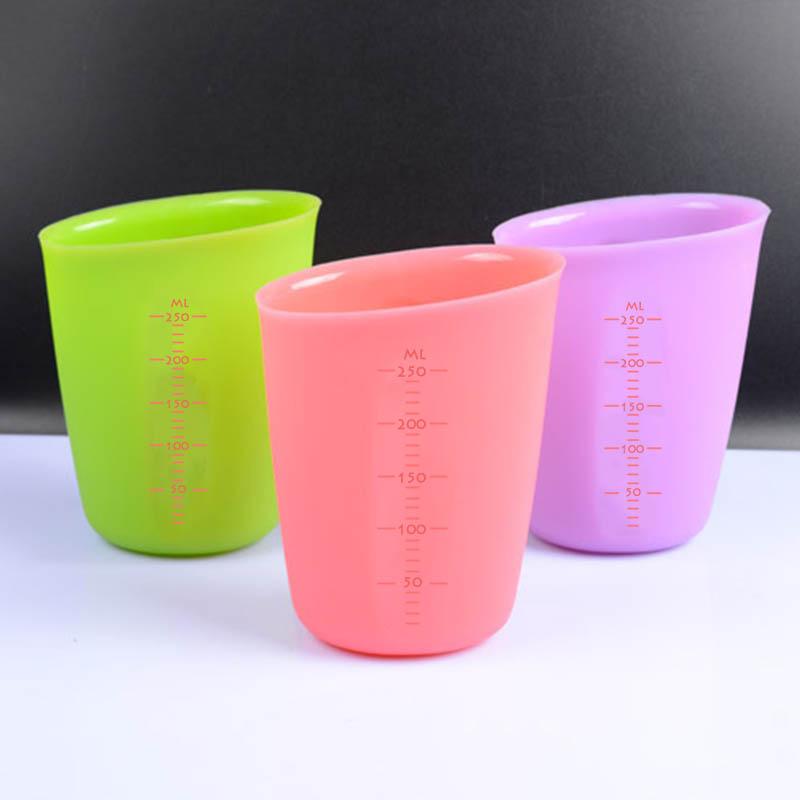 силиконовые мерные стаканы фото