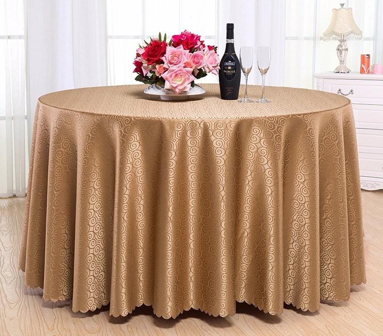 скатерть на круглый стол с тефлоновой пропиткой